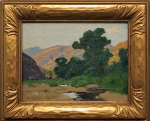 Charles Partridge Adams nting fine art for sale purchase buy sell auction consign denver colorado art gallery museum
