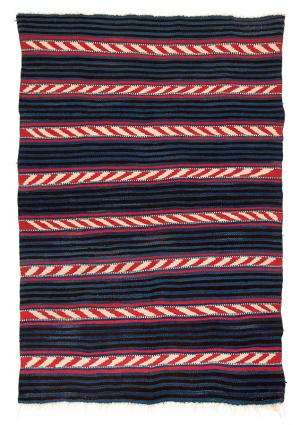 Moki Blanket, Navajo, 1865-1875  for sale purchase consign auction art gallery museum denver