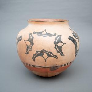 Jar (Storage), Santo Domingo, circa 1900 for sale purchase consign auction art gallery museum denver