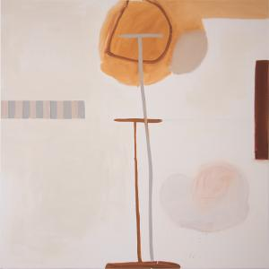 """Dale Chisman, """"Western Theory 2"""", acrylic, April 2006 for sale purchase consign auction denver Colorado art gallery museum"""