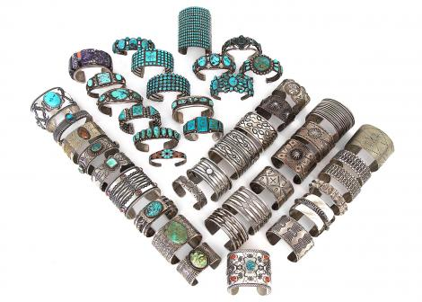 Trunk Show: Premier Native American Jewelry | David Cook