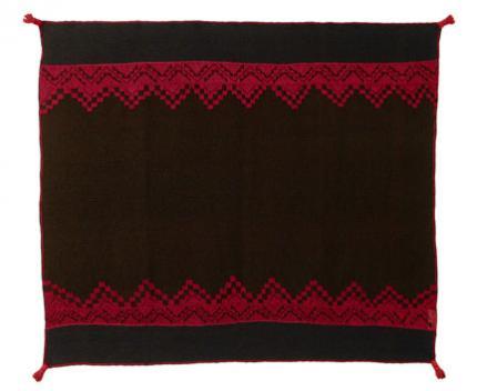 Manta, Acoma, circa 1860, 19th century classic pueblo textile blanket native american indian southwest antique