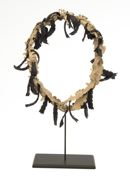 Plains Dance Necklace Native American Indian antique vintage art for sale purchase auction consign denver colorado art gallery museum