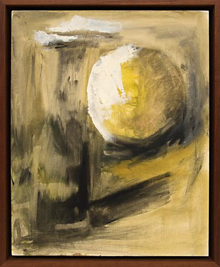 """Charles Ragland Bunnell, """"Untitled"""", oil painting fine art for sale purchase buy sell auction consign denver colorado art gallery museum"""