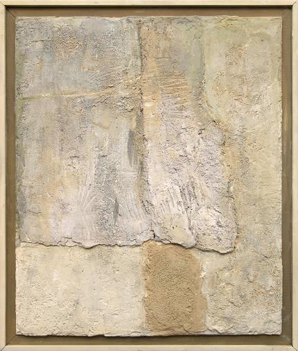 """Manuel Bromberg, """"Untitled"""", mixed media, circa 1970 painting fine art for sale purchase buy sell auction consign denver colorado art gallery museum"""