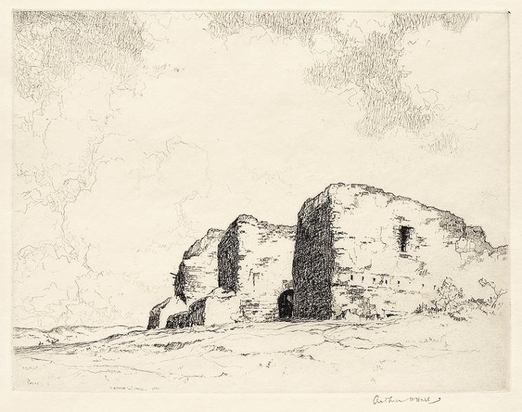 Arthur W Hall,