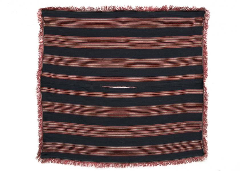 Poncho, Mesoamerican, Sica sica Bolivia Aymara Culture Camelid wool mid 19th century Native American Indian antique vintage art for sale purchase auction consign denver colorado art gallery museum
