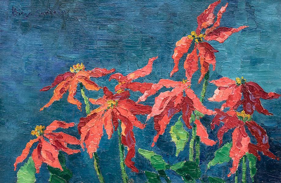 sven birger Sandzén sandzen oil painting art for sale broadmoor academy kansas