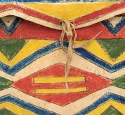 Native American Indian Plains Parfleche box