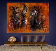 Mid-Century Modern Art at David Cook Galleries Vance Kirkland Nakashima