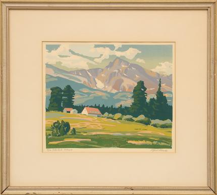 Estes Park Colorado 97 150 David Cook Galleries