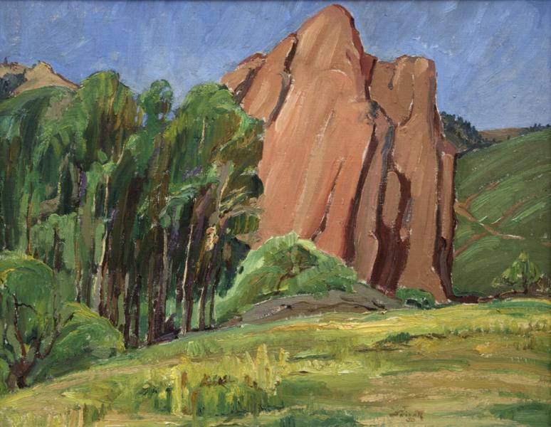 fine art painting for sale purchase buy sell consign auction denver colorado art gallery museum auction old vintage historic